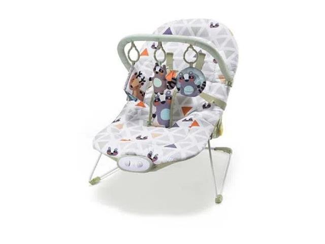 Cadeira de Descanso para Bebês 0-15 Kg Weego 4026 Verde