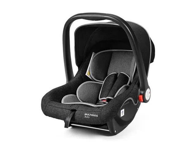 Bebe Conforto Rest 0 a 13 KG Multikids Baby BB406 Preto