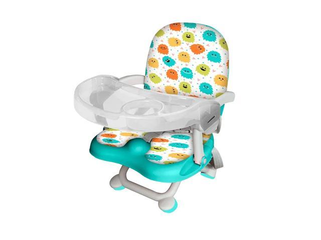 Cadeira de Alimentação Portátil Multikids Baby BB603 Monstrinhos