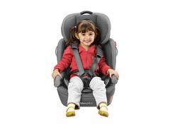 Cadeirinha para Auto Fisher Price BB410 Safemax 2.0 Cinza Estampado - 6
