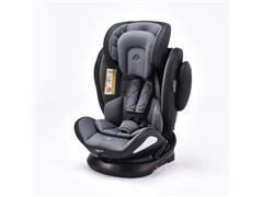 Cadeirinha para Auto Multikids Baby BB625 Softfix 360 Cinza - 2
