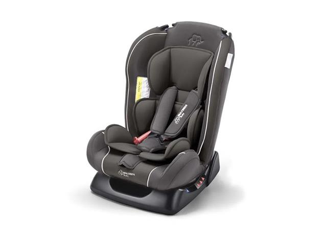 Cadeirinha para Auto Multikids Baby BB638 Prius 0-25Kgs Cinza Escuro