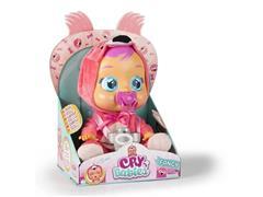Boneca Cry Babies Multikids BR121 Flamy com Chupeta - 2