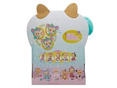 Boneca Cry Babies Multikids BR527 Lala com Chupeta - 1