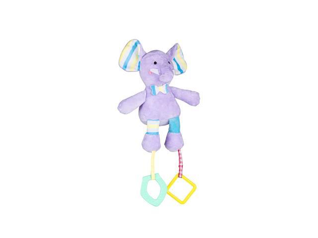 Pelúcia com Atividades Multikids Baby BR1255 Mima Bebê Elefante
