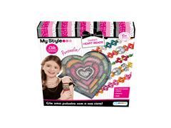 Pulseira Multikids BR1275 My Style Sweet Heart Beads - 1