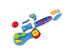Minha Primeira Guitarra Elétrica Multikids Baby BR1092 Azul - 0