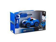 Viatura Policial Multikids BR1083 City Machine - 1
