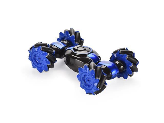 Carrinho Evolution com Controle Multikids BR1194 Multidirecional Azul
