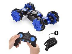 Carrinho Evolution com Controle Multikids BR1194 Multidirecional Azul - 1