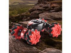Carrinho Evolution com Controle Multikids Multidirecional Vermelho - 2