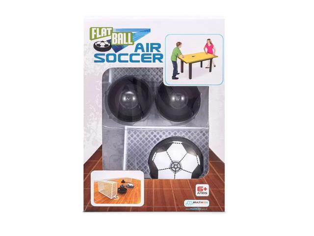 Flat Ball Air Soccer de Mesa Multikids 2 Grades de Gol e 2 Rebatedores