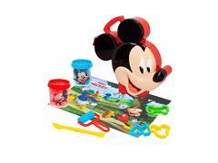 Maleta Multikids BR1281 Mickey com Massinha e Acessórios