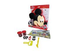 Maleta Multikids BR1281 Mickey com Massinha e Acessórios - 1