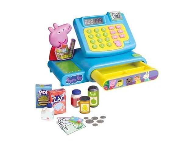 Brinquedo Caixa Registradora Multikids BR1213 Peppa Pig