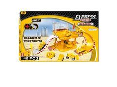 Brinquedo Construção Multikids BR1236 Express Wheels 40 Pecas - 2