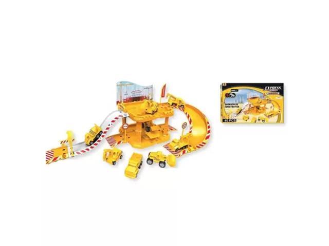 Brinquedo Construção Multikids BR1236 Express Wheels 40 Pecas