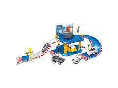 Brinquedo Garagem Polícia Multikids BR1237 Express Wheels 40 Pecas