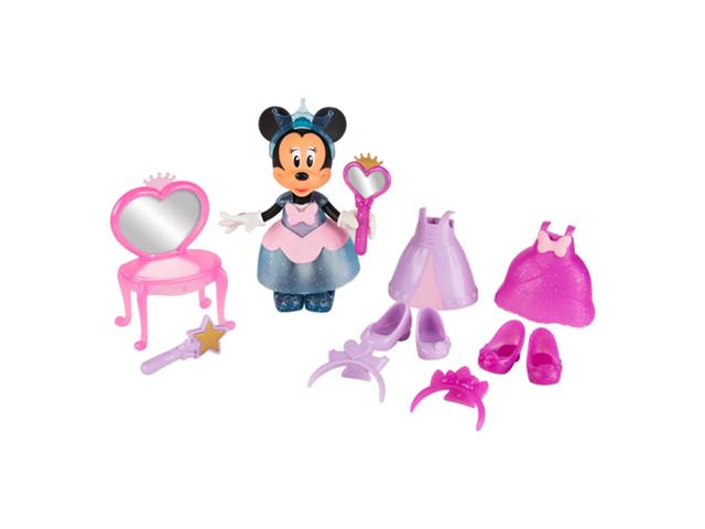 Boneca Multikids BR1123 Minnie Fashion Doll Princess