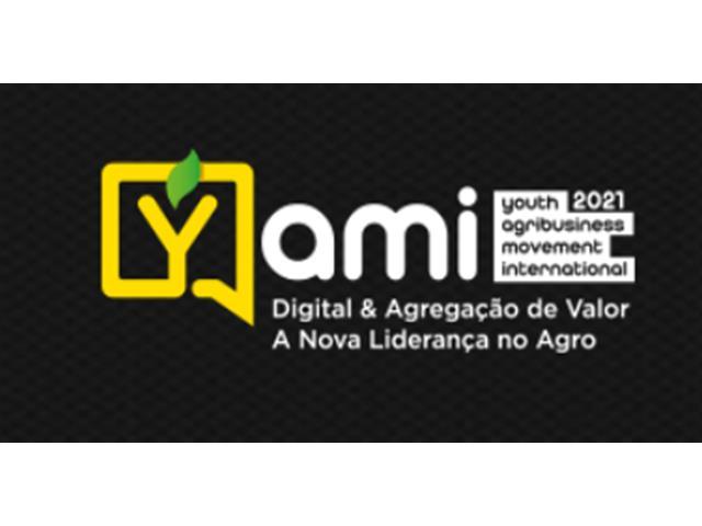 3º YAMI - YOUTH AGRIBUSINESS MOVEMENT INTERNATIONAL (25 a 27/10)