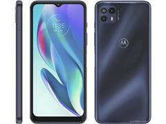 "Smartphone Motorola Moto G50 5G 128GB Max 6.5"" TriplaCâm 48+2+2MP Azul"