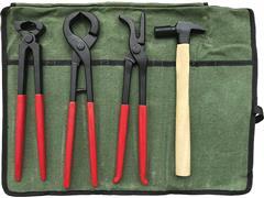 Kit Hoppner 1008 Ferrador para Casqueamento