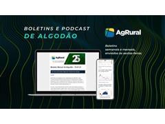 Boletim Algodão - AgRural