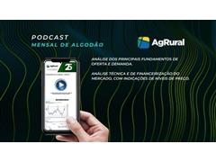 Boletim Algodão - AgRural - 1