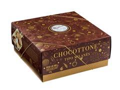 Chocottone Casa Bauducco Milanês 900G