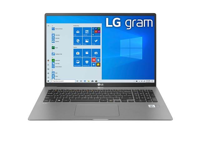 """Notebook LG Gram Intel Core i5 10ª 8GB 256GB SSD LED 17"""" Titânio Win10"""