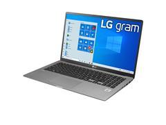 """Notebook LG Gram Intel Core i5 10ª 8GB 256GB SSD LED 15,6"""" Titânio W10 - 2"""