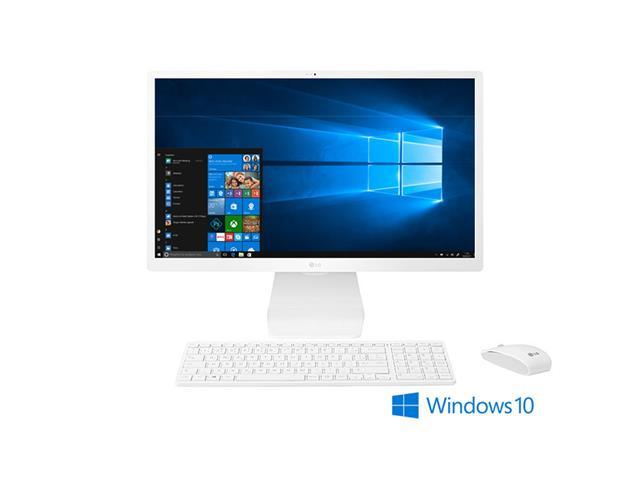 """Computador All in One LG 23.8""""FullHD Intel Core i5 8GB HD 1TB Win10 TV"""