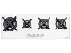 Cooktop a Gás Tramontina Design Collection Prime Linear 4 Queimadores