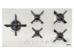 Cooktop a Gás Tramontina Design Collection Penta Inox Flat 5 GX 90