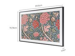 """Smart TV QLED 55"""" Samsung The Frame 4K Pontos Quânticos HDR10+ 4HDMI - 6"""