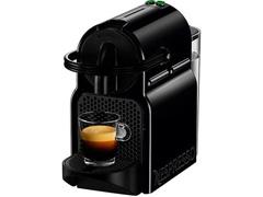 Cafeteira Nespresso Automática Inissia Preta com Kit Boas Vindas