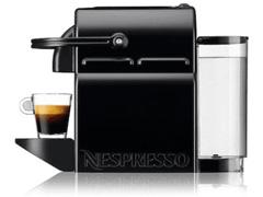 Cafeteira Nespresso Automática Inissia Preta com Kit Boas Vindas - 5