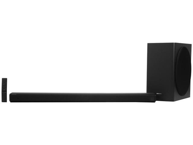 Soundbar Samsung com 3.1.2 Ch Canais, 330W e Subwoofer Wireless