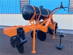 Aplicador Inseticidas em Soqueiras Bomba modelo JP DMB c/ Acessórios