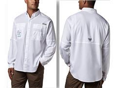 Camisa Grande Columbia Impulso Bayer + Vaporizador de Mano B+D - 1