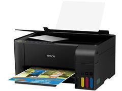 Impressora Multifuncional Epson Ecotank L3150 Jato Tinta Wi-Fi Bivolt