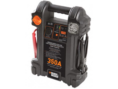 Auxiliador de Partidas e Compressor Black&Decker 350 Amperes 12V - 1