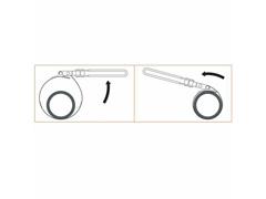 Chave para Filtro de Óleo Tramontina 133-146 mm - 1