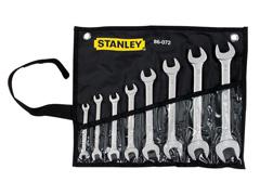 Jogo de 8 Chaves Fixa Stanley em Milímetros