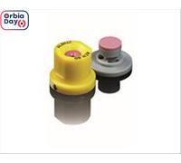 COMBO BICOS PULV CONE ATR 2,0 AMARELO (PCT C/ 25 UNIDADES) - 0