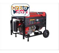 Gerador Kawashima GG6000-ET380 a gasolina 6,0KW TRIFASE - 0