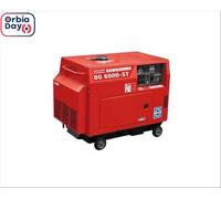 Gerador DG-6000ST-Trif 380V fechadodiesel 5,0kw - 0