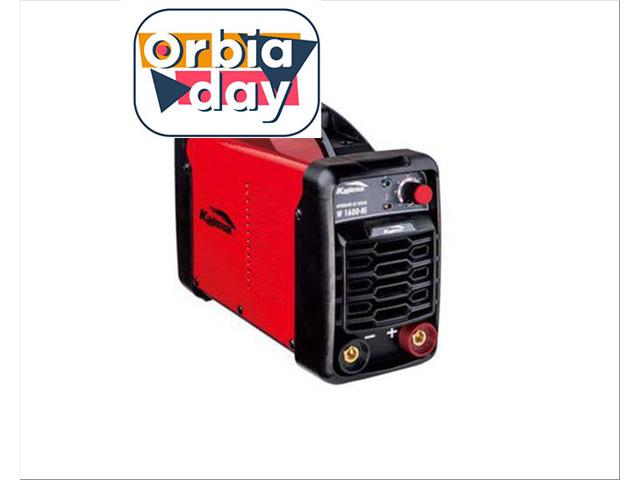 Inversor de Solda Kajima W-1600-HI Potência 25A faixa 30 a 130A