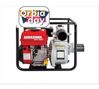 Motobomba Kawashima GW300 3 gasolina 212cc auto-escorvante