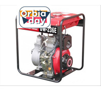 Motobomba Kawashima DW-236 2 motor diesel 42hp 211cc